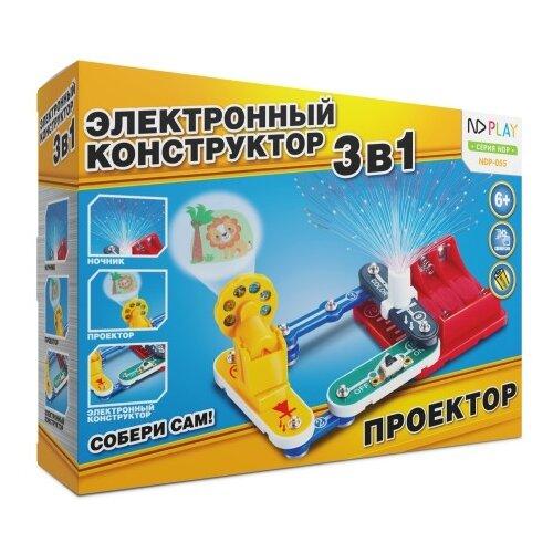 Электронный конструктор ND Play 277379 Проектор конструктор nd play nd play mp002xu02g2q