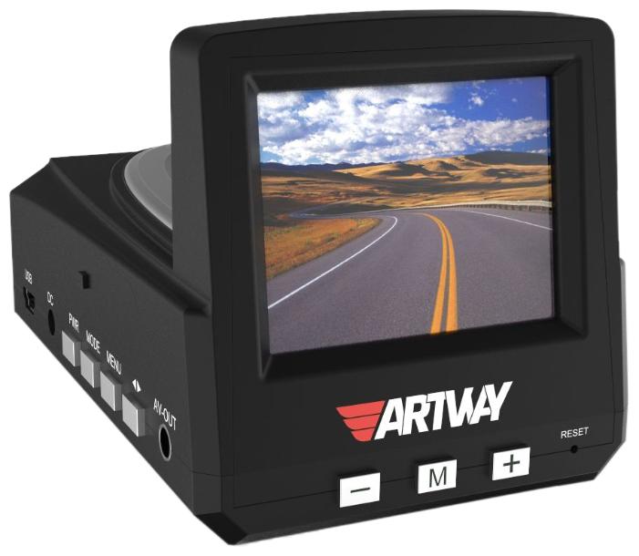 Видеорегистратор с радар-детектором Artway MD-101 Combo 3 в 1