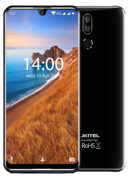 Смартфон OUKITEL K9 — купить по выгодной цене на Яндекс.Маркете