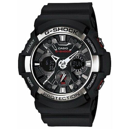 Наручные часы CASIO GA-200-1A наручные часы casio ga 120tr 1a
