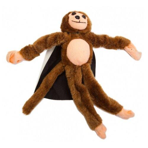 Мягкая игрушка Обезьянка-рогатка 26 см рогатка игрушечная molly