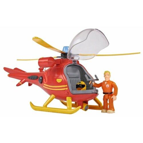 Купить Игровой набор Simba Fireman Sam - Вертолет Кенгуру 9251661, Игровые наборы и фигурки