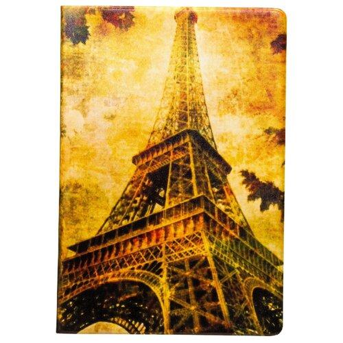 """Обложка для паспорта Modaprint """"Париж"""", желтый"""