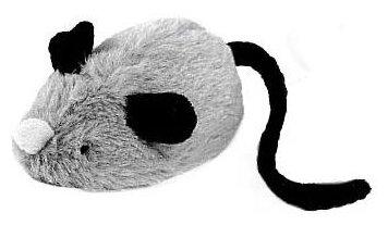 Игрушка для кошек GiGwi Cat Toys Мышка со звуковым чипом (75240)