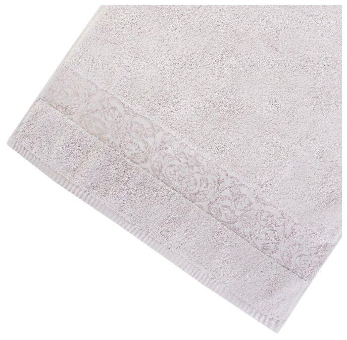 Arya Полотенце Микро Коттон Jewel для рук 30х50 см серый