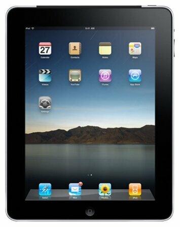 Планшет Apple iPad (2010) 64Gb Wi-Fi + 3G