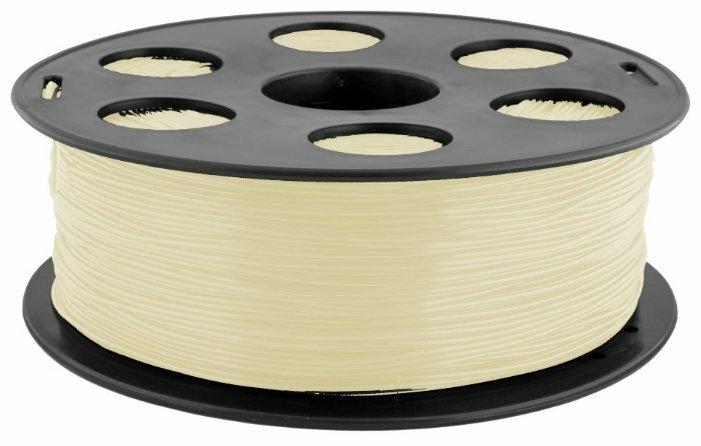 PLA пруток BestFilament 1.75 мм натуральный 1 кг фото 1