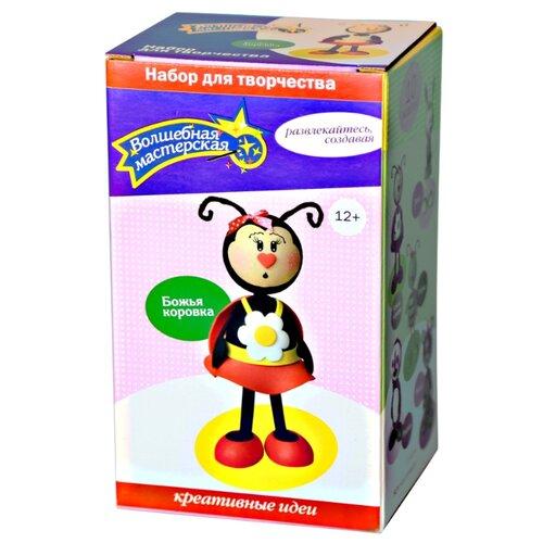 Волшебная Мастерская Создай куклу Божья коровка (К003)Изготовление кукол и игрушек<br>