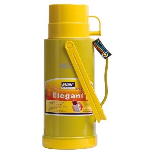Классический термос Mimi Elegant, 1.8 л желтый