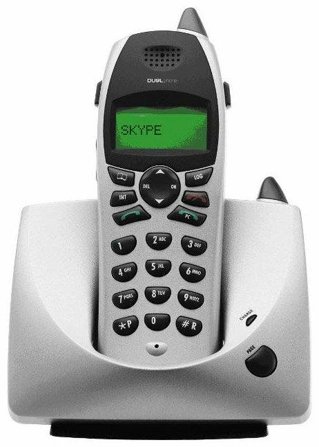 USB-телефон Dualphone 3045