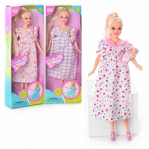 Кукла Defa Lucy Будущая мама, 29 см, 6001, Куклы и пупсы  - купить со скидкой