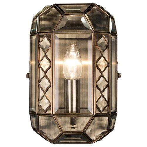 Настенный светильник Citilux Фасет CL441310, 60 Вт потолочный светильник citilux cl118181 e14 60 вт