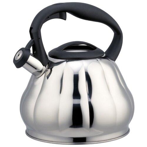 Bohmann Чайник BH-9915 3 л хром/черныйЧайники<br>