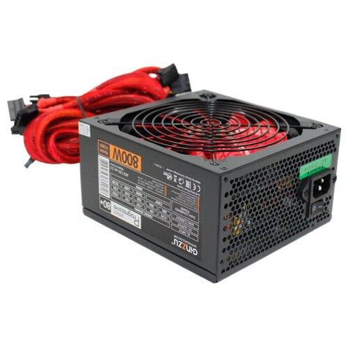 Блок питания Ginzzu PC800 800W