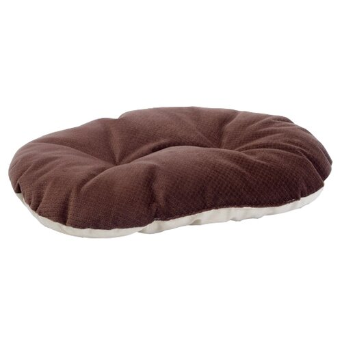 Лежак для собак PRIDE Престиж 71х54 см шоколад