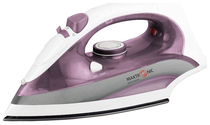 Утюг Maxtronic MAX-PL-CR288/PG