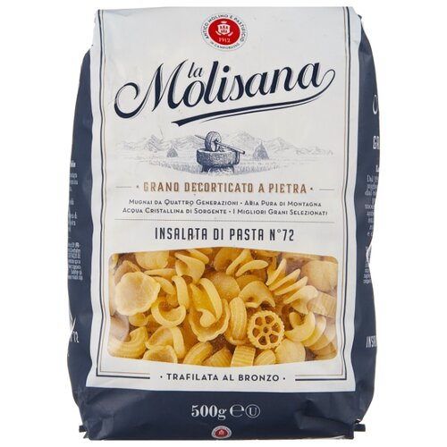 La Molisana Spa Макароны Insalata Di Pasta № 72, 500 г