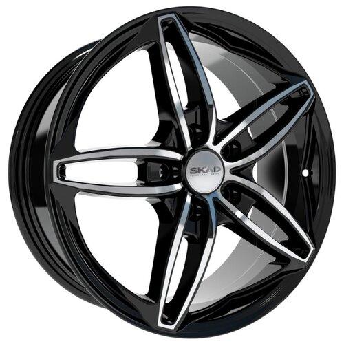 Фото - Колесный диск SKAD Турин 7x17/5x112 D57.1 ET43 Алмаз колесный диск skad калипсо 6 5x16 5x130 d84 2 et43 черный бархат