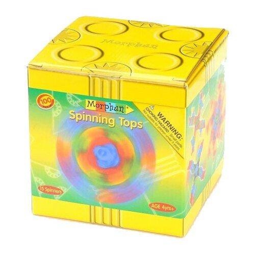 Фото - Конструктор Morphun Spinning Tops 52100 конструктор morphun мои первые слова wordphun pictures set