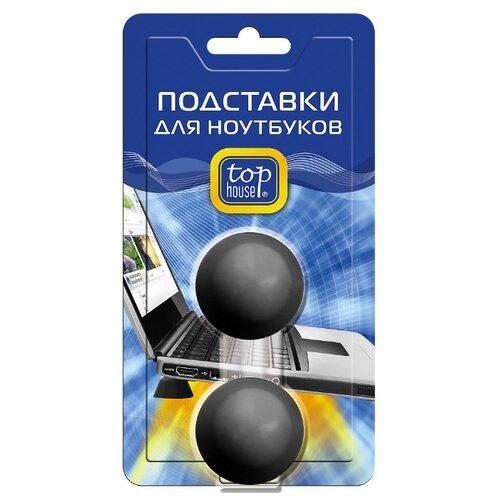 Подставка для ноутбука Top House Подставки для ноутбуков, черный фото