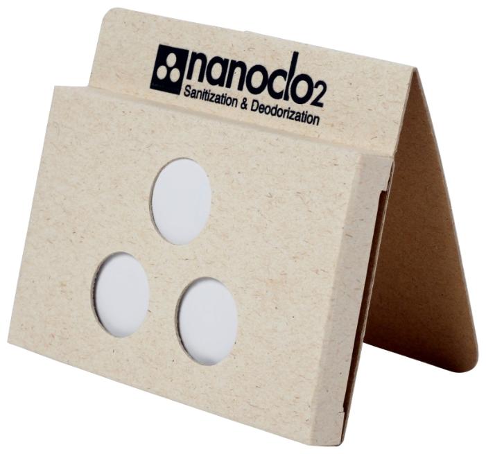 Nanoclo2 Блокатор вирусов для помещений