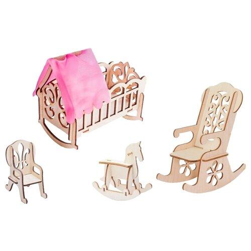 Сборная модель Большой слон набор мебели Детская Мечта (М-007)Сборные модели<br>