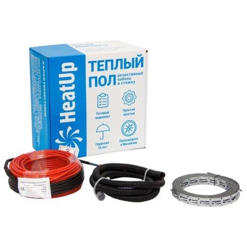 Греющий кабель HeatUp 6,7м2 1000Вт кабель