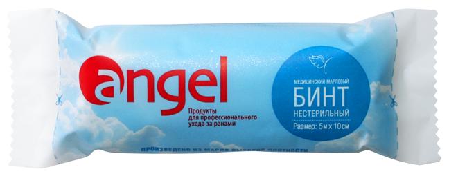 Angel бинт марлевый нестерильный