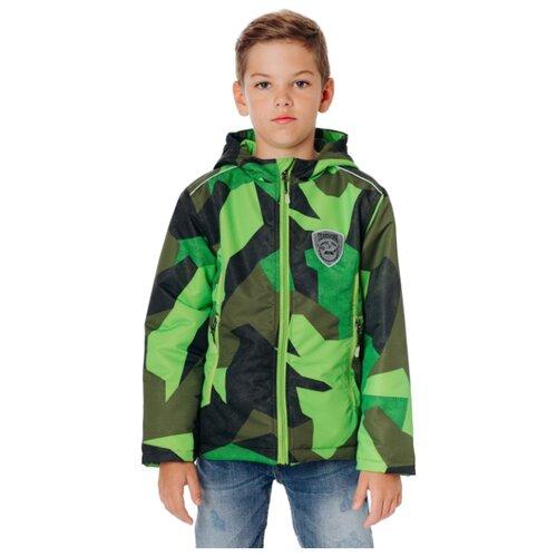 Куртка Ytro М799 геометрия размер 30/116, зеленыйКуртки и пуховики<br>