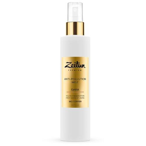 Zeitun Мист Dara Защитный для сохранения молодости кожи с био-медью 200 мл