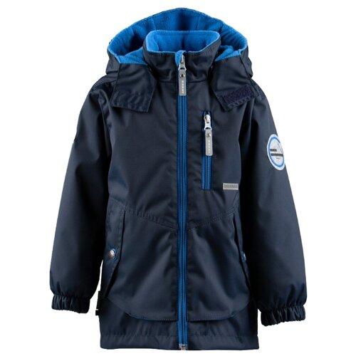 Куртка KERRY Wes K19024 размер 122, темно-синийКуртки и пуховики<br>
