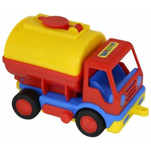 Купить Автоцистерна Wader Базик (38173) 19 см, Машинки и техника