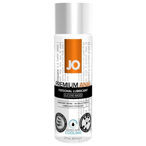 Гель-смазка JO Premium Anal Cooling 60 мл флакон