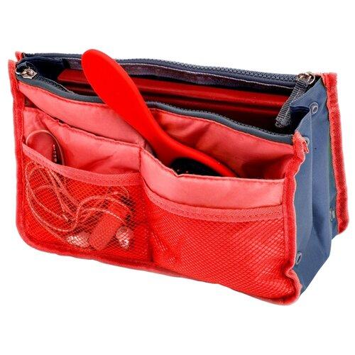 Органайзер для сумки BRADEX TD 0342, красный органайзер для раковины bradex