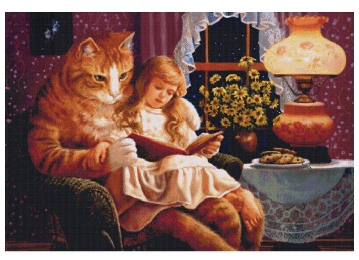 Белоснежка Набор для вышивания Вечерняя сказка 82 x 56 см (5000)