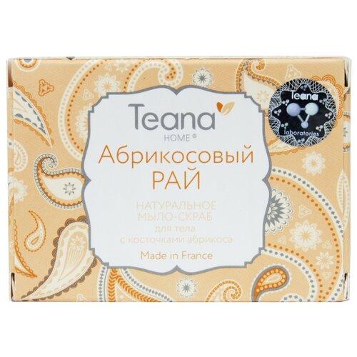 Teana мыло-скраб для лица Абрикосовый рай Натуральное 100 г