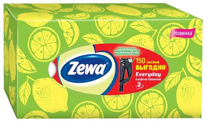 Салфетки Zewa Everyday, 150 шт.