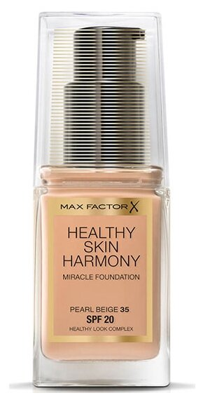 Max Factor Тональный крем Healthy Skin Harmony Miracle Foundation 30 мл