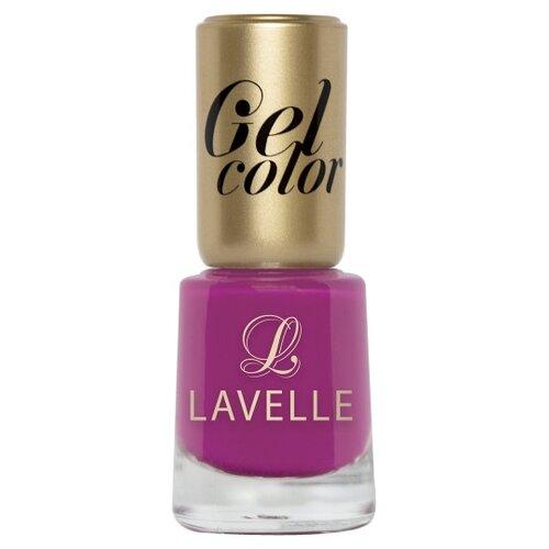 Лак Lavelle Gel Color 12 мл. 020 сочная малинаЛак для ногтей<br>