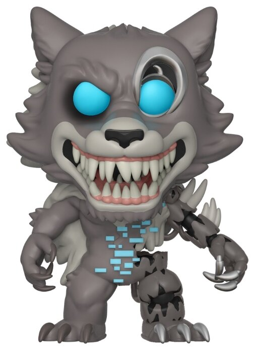 Игровой набор Funko POP! Five Nights at Freddy's: The Twisted - Волк 28805