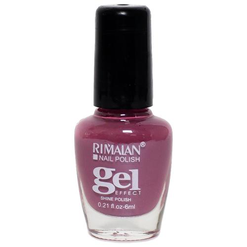 Лак Rimalan Gel Effect, 6 мл, оттенок 14Лак для ногтей<br>