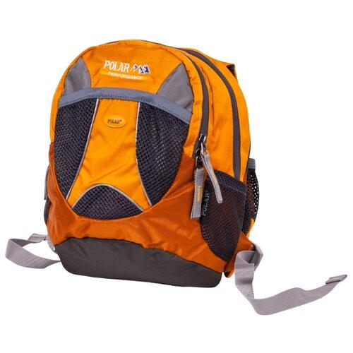 Рюкзак POLAR П1512 8.8 желтый/оранжевый (желтый)Рюкзаки<br>