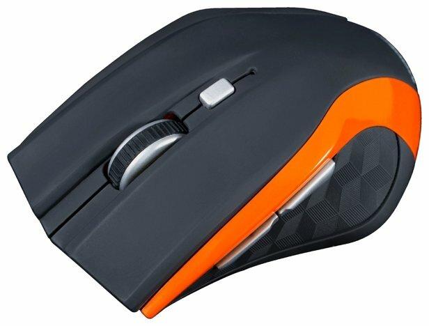 Мышь Modecom MC-WM5 Black-Orange USB