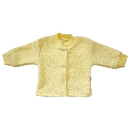 Распашонка Папитто размер 80, желтый, Распашонки  - купить со скидкой