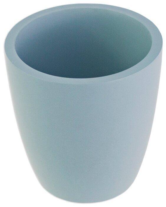 Стакан для зубных щеток PROFFI Home Blue