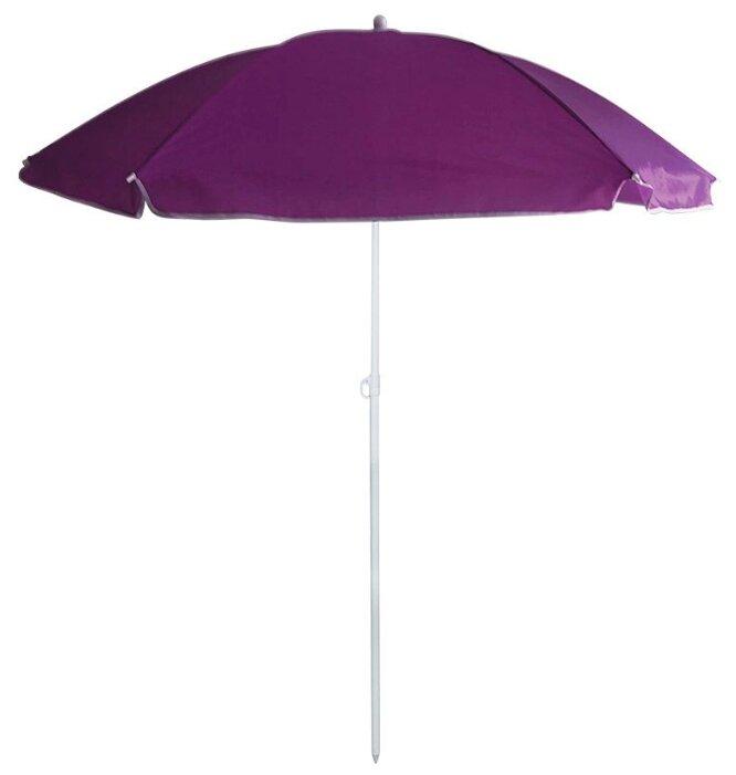 Пляжный зонт ECOS BU-70 купол 175 см, высота 205 см