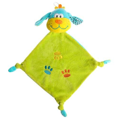 Фото - Комфортер Крошка Я Щенок зеленый/голубой комплект посуды крошка я зайка 3275231 зеленый