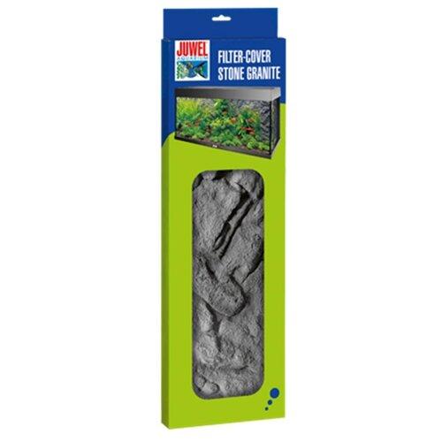 Рельефный фон Juwel Filter-cover Stone Granite двухсторонний 55х19 см