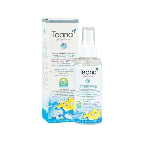 Teana Тоник Энергетический витаминный 125 мл