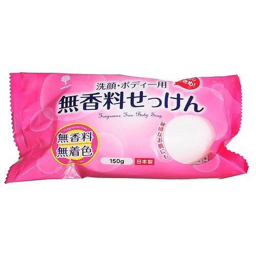 Мыло кусковое Kiyou Jochugiku без ароматизаторов и красителей, 150 г